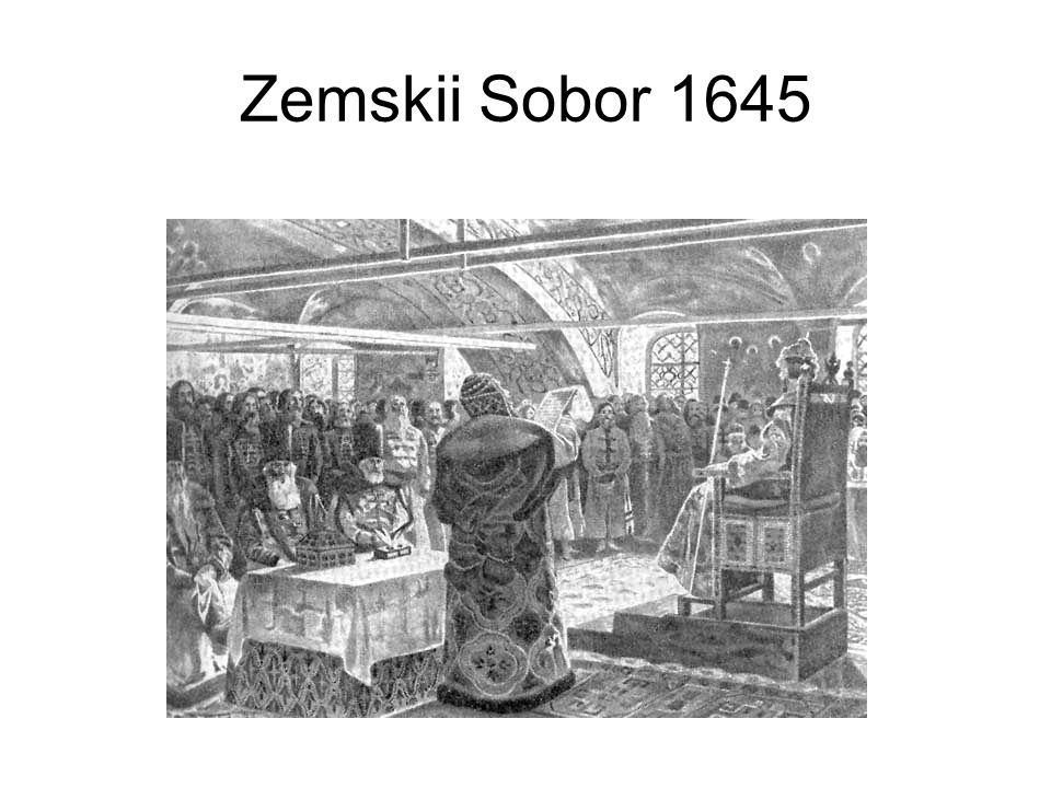 Zemskii Sobor 1645