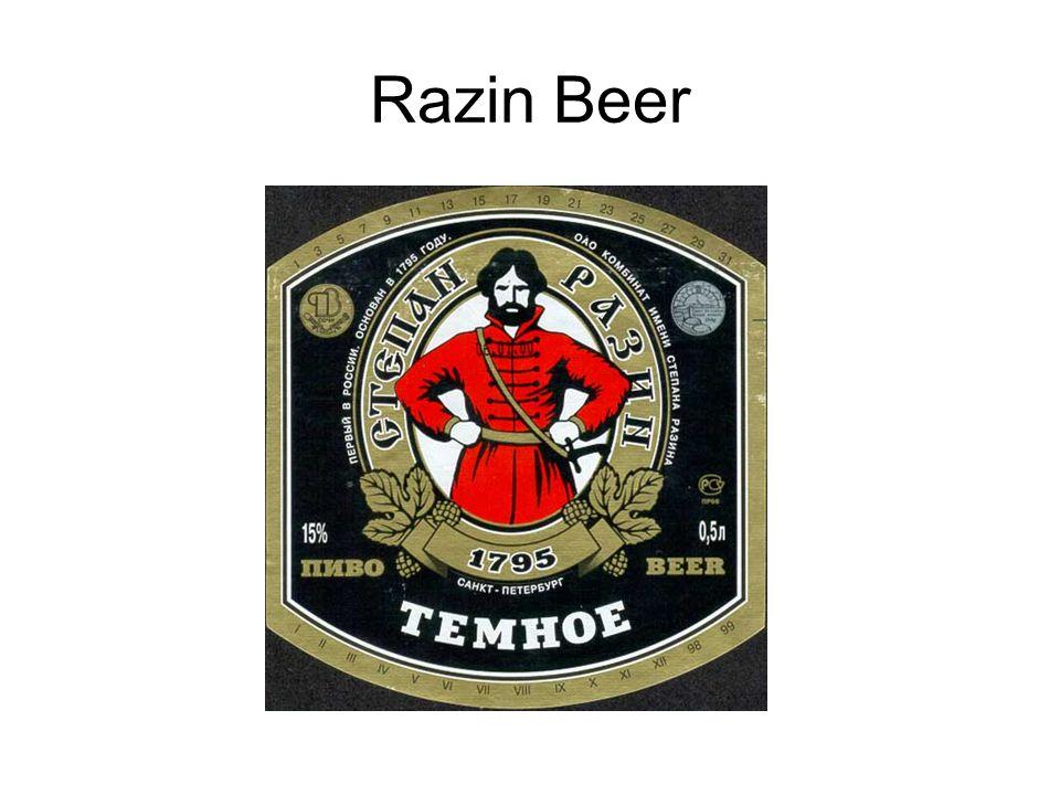 Razin Beer