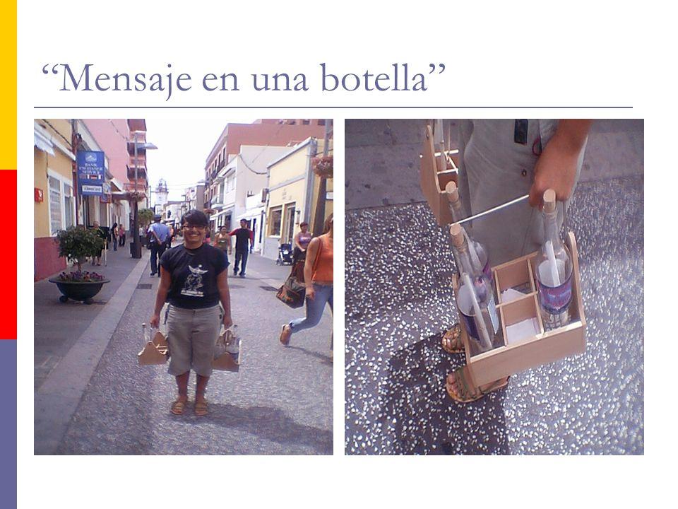 """""""Mensaje en una botella"""""""
