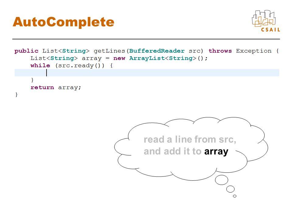 Function Database array List