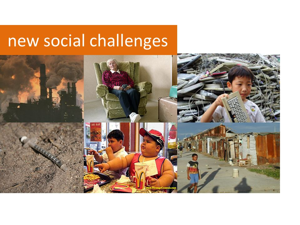 new social challenges