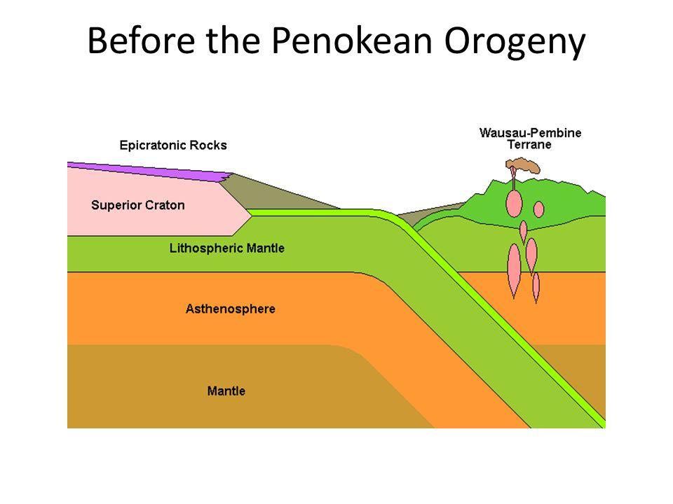 Before the Penokean Orogeny