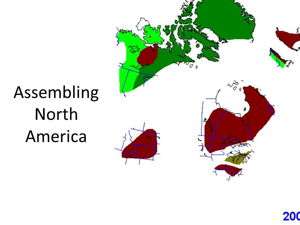 Assembling North America