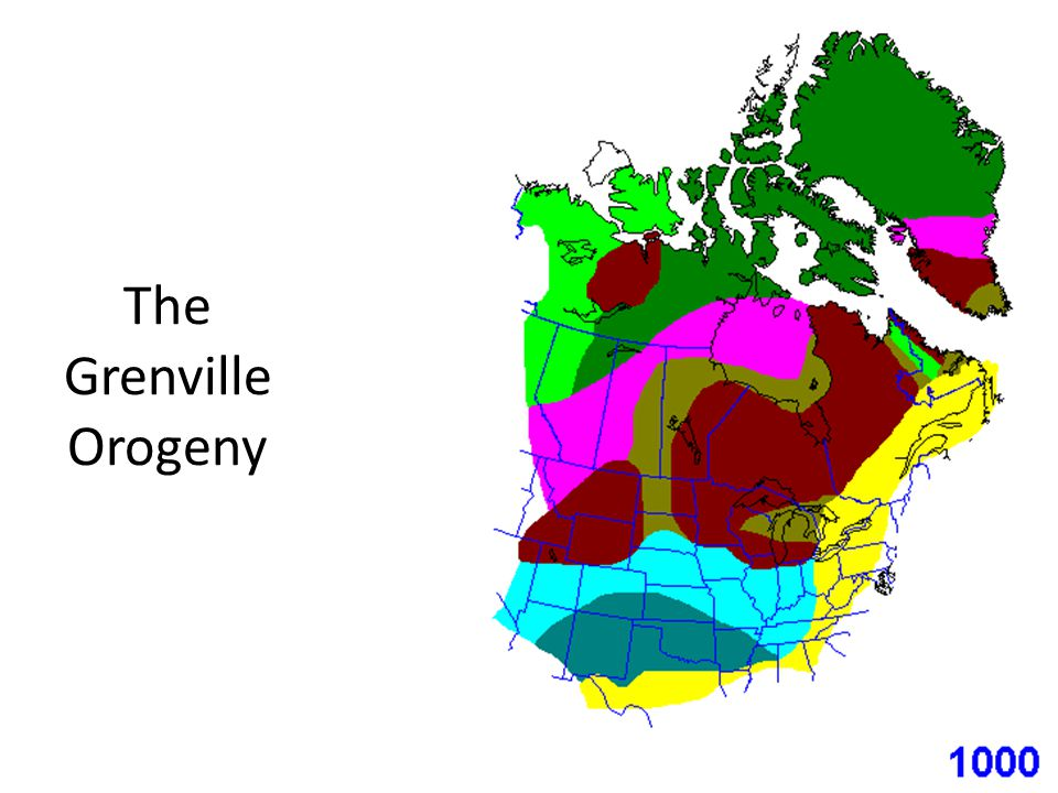 The Grenville Orogeny
