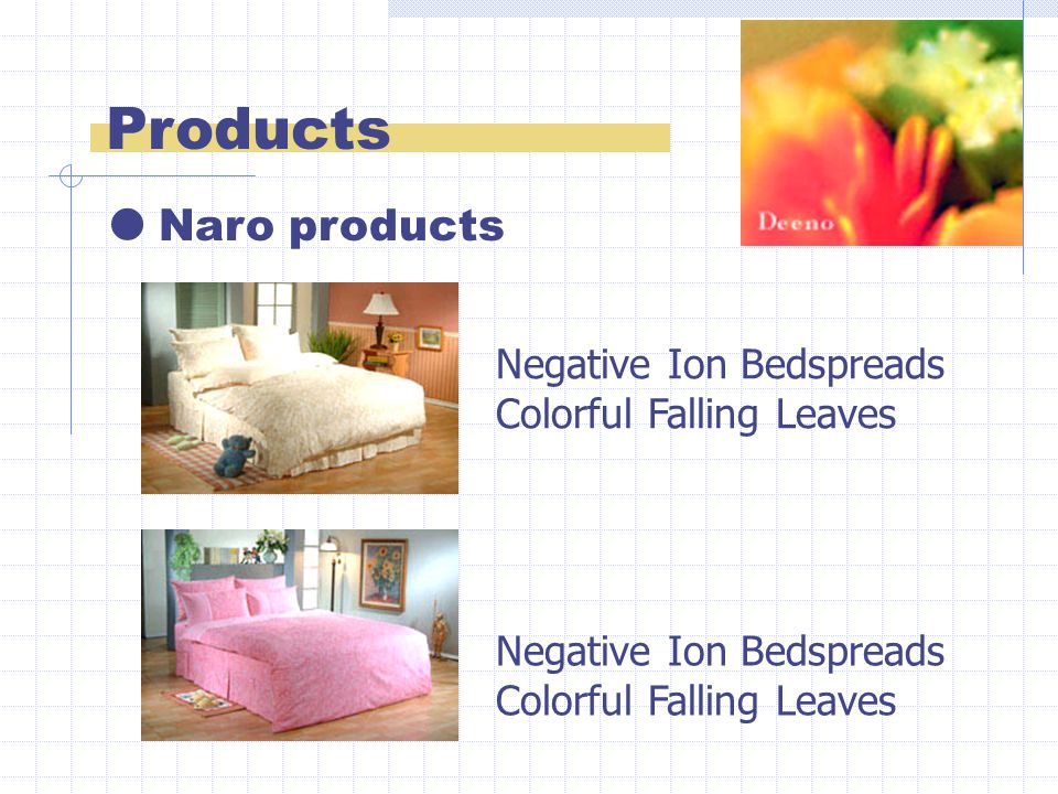 Products  Naro products Negative Ion Bedspreads Colorful Falling Leaves Negative Ion Bedspreads Colorful Falling Leaves