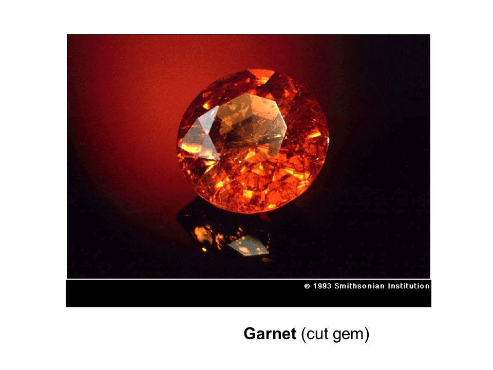 Garnet (cut gem)