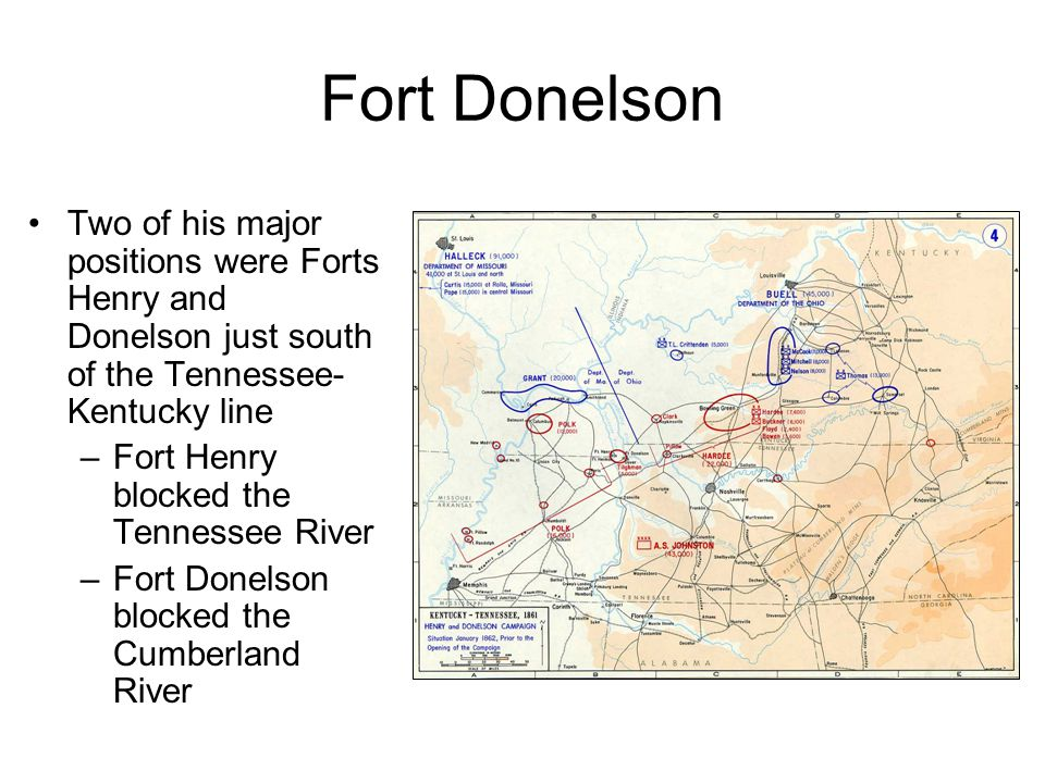 Fort Donelson Pillow declared that he thought there were no two persons in the Confederacy whom the Yankees would prefer to capture than himself and General Floyd Floyd turned to Pillow and said, I turn the command over, sir. I pass it, Pillow replied promptly.