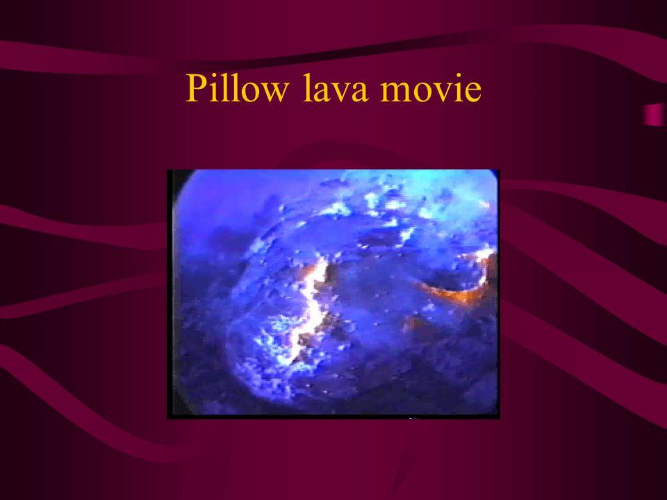 Pillow lava movie