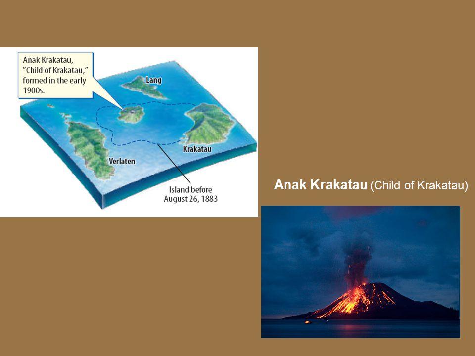 Anak Krakatau (Child of Krakatau)