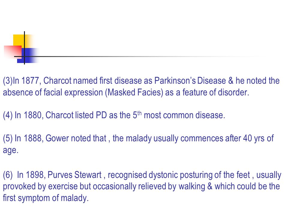 (A) PD is a progressive disorder but its rate of progression is variable.
