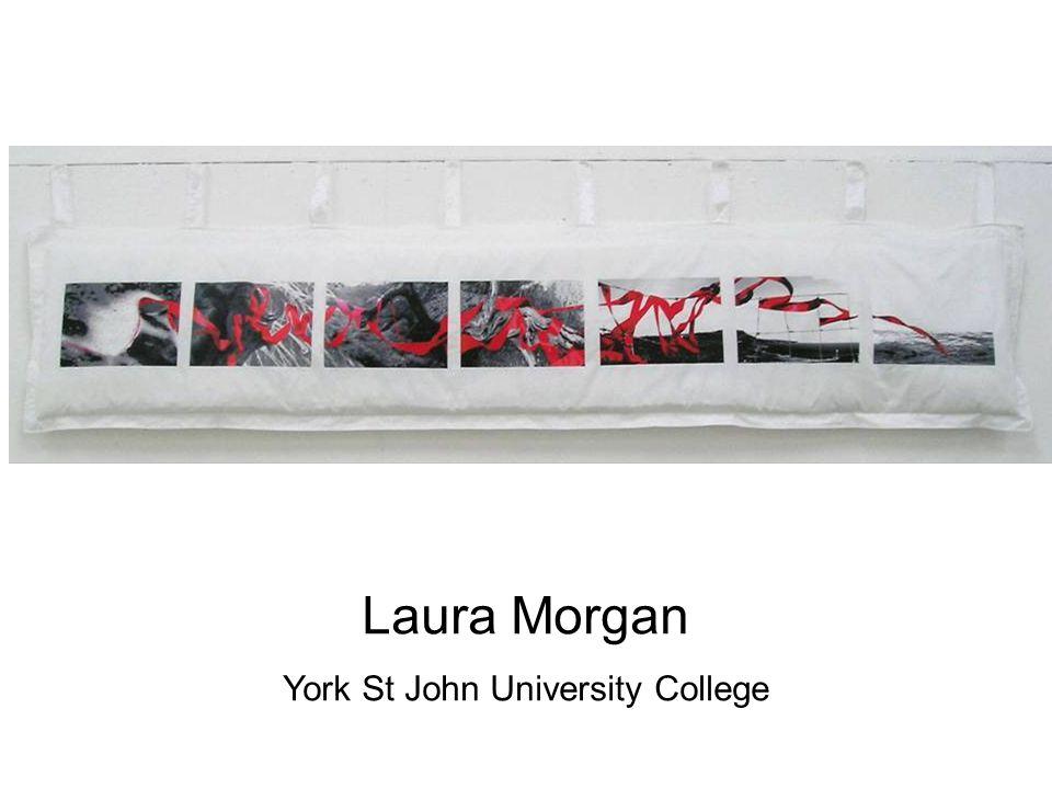 Laura Morgan York St John University College