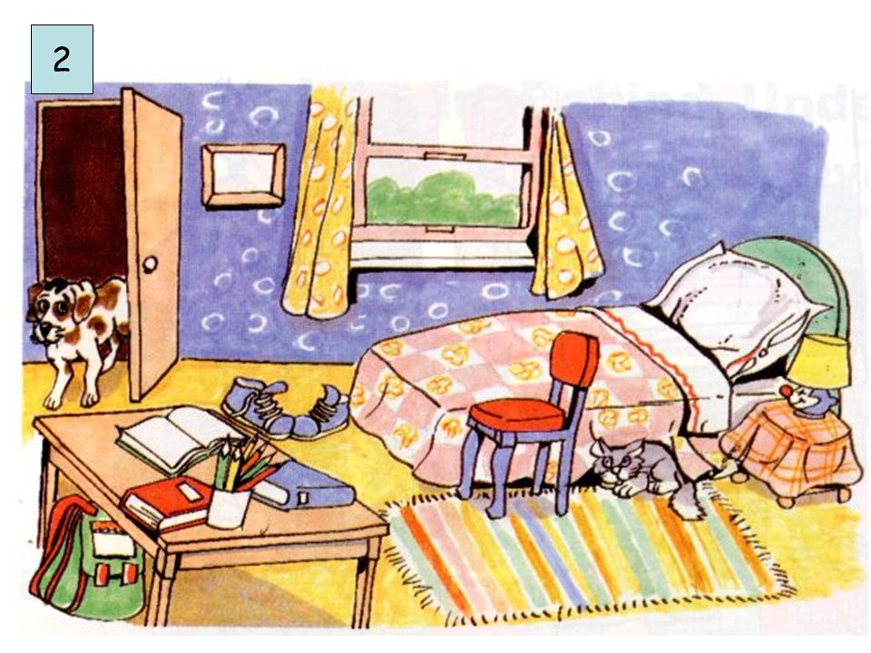 Picture Description Shalhevet Nuni Topic Bedroom Objectives and Enabling  Skills Pupils describe a  1 Picture. Describe A Bedroom