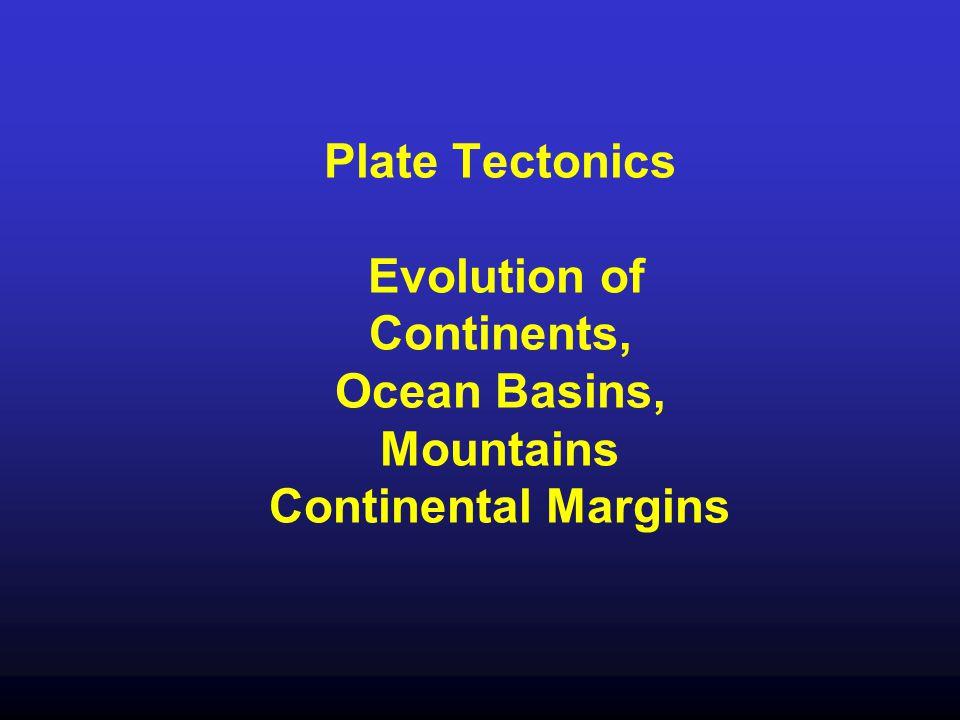 Plate Margins - Where Stuff Happens….. Divergent Convergent Transform