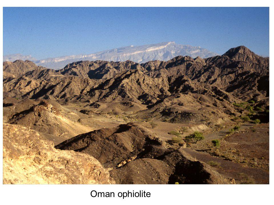 Oman ophiolite