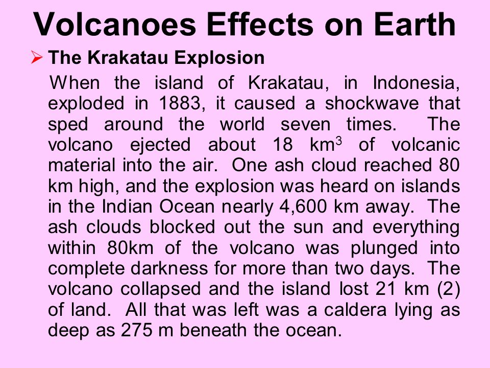 IS IT A FACT!!!  The Tambora volcano eruption in Indonesia is the largest in the last 200 years. The volcano erupted on April 10 and 11, 1815. The er