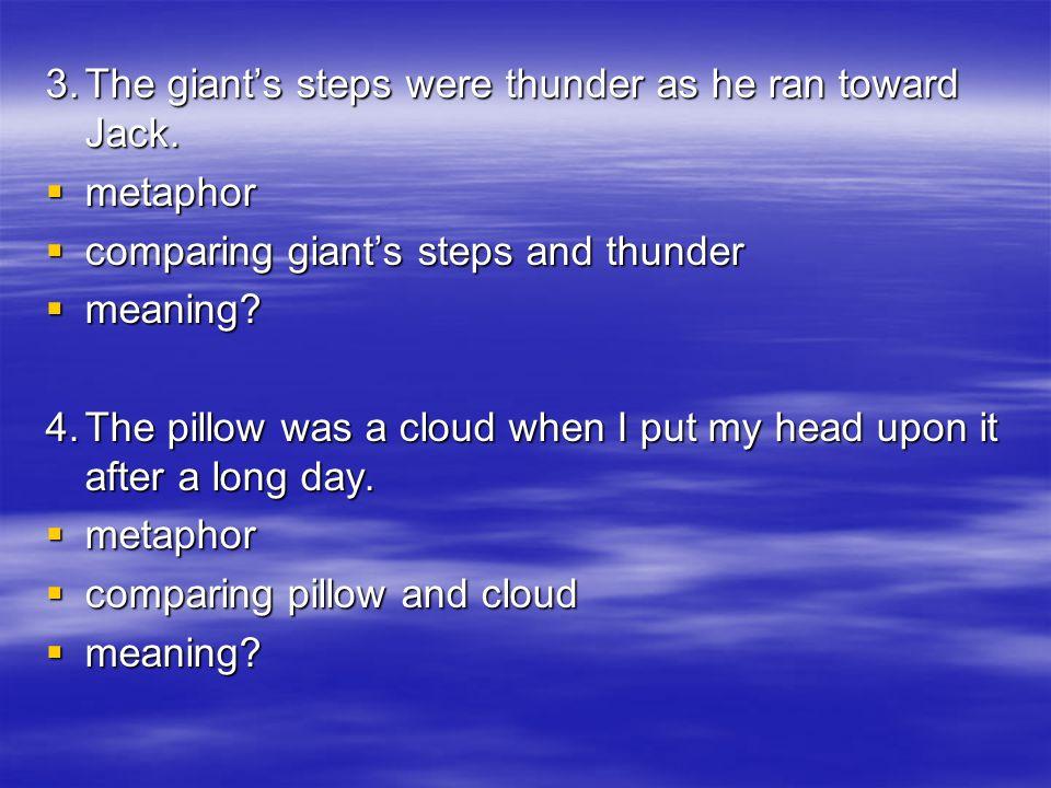 Simile or Metaphor???.5.I feel like a limp dishrag.