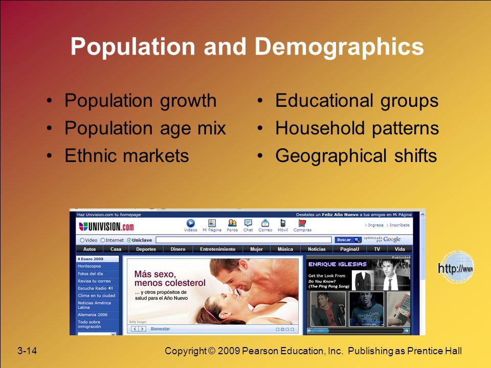 3-14Copyright © 2009 Pearson Education, Inc.