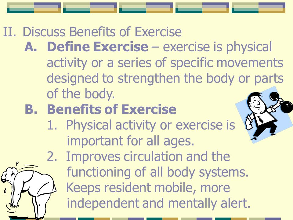 I.Review Body Mechanics A.Body mechanics is using muscles of the body correctly to make the best use of strength to lift or move objects.