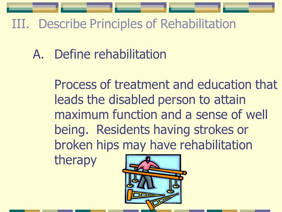 II.Discuss Benefits of Exercise (Cont.) C.