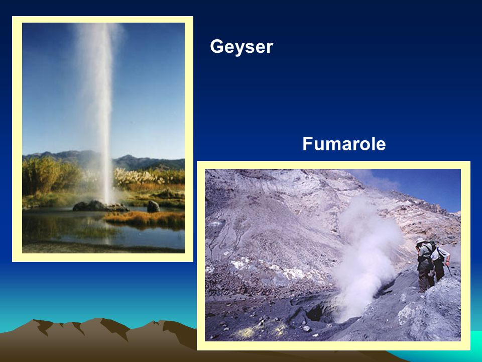 Geyser Fumarole