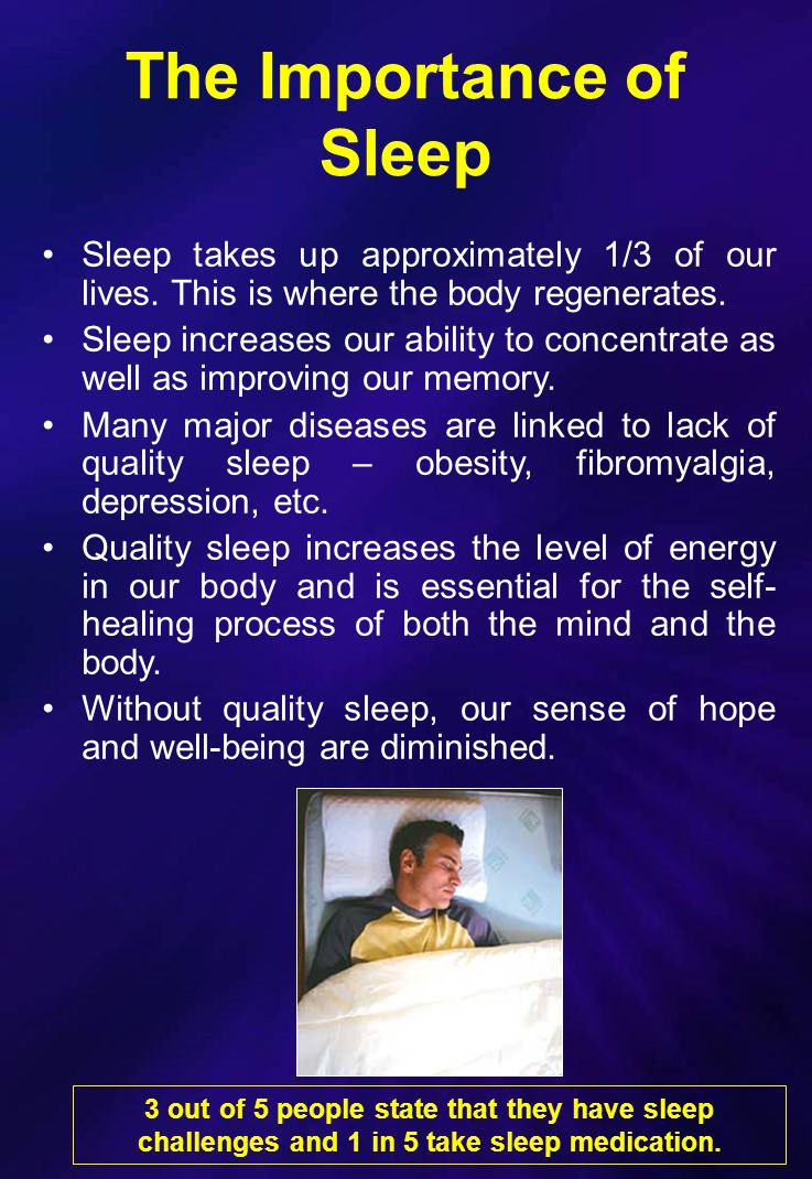 Dangers of Poor Sleep Number of people in the United States affected by a sleep problem: 70 million Number for whom the problem is chronic and/or frequent: 40 million Financial losses in the US due to sleep deprivation/disorders: $100 billion per year Direct healthcare costs of insomnia, including treatment: $14 billion per year Indirect costs (missed work, property damage, etc.): $28 billion per year Proportion of Americans who report sleep problems: approximately 70% Proportion of children who report frequent sleep problems: 69% Proportion of older adults who report frequent sleep problems: 67% Number of automobile accidents caused by drowsy drivers: 100,000 per year Number of fatalities and injuries in these accidents: 72,500 per year Proportion of Americans who admit to have driven while drowsy: 51% Proportion who admit to have dozed off while driving: 17% Source: National Sleep Foundation