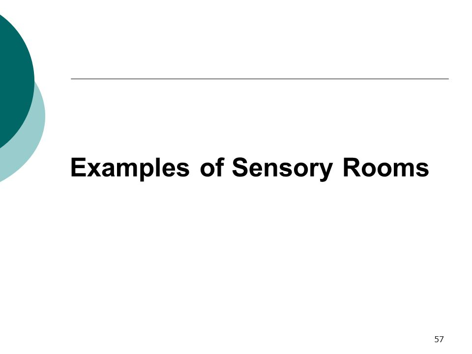 57 Examples of Sensory Rooms