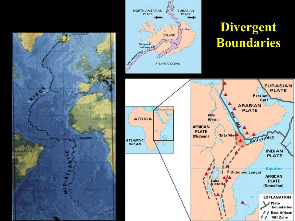 Divergent Boundaries Conser vative