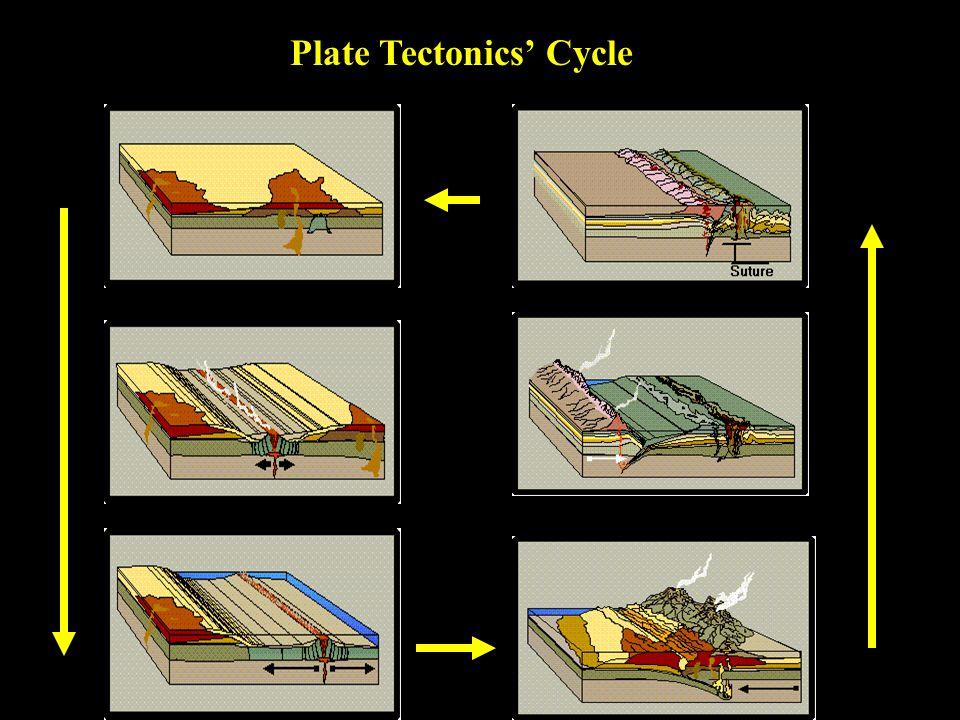 Plate Tectonics' Cycle