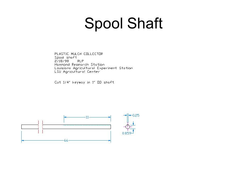 Spool Shaft