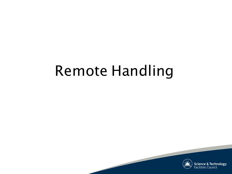 Remote Handling