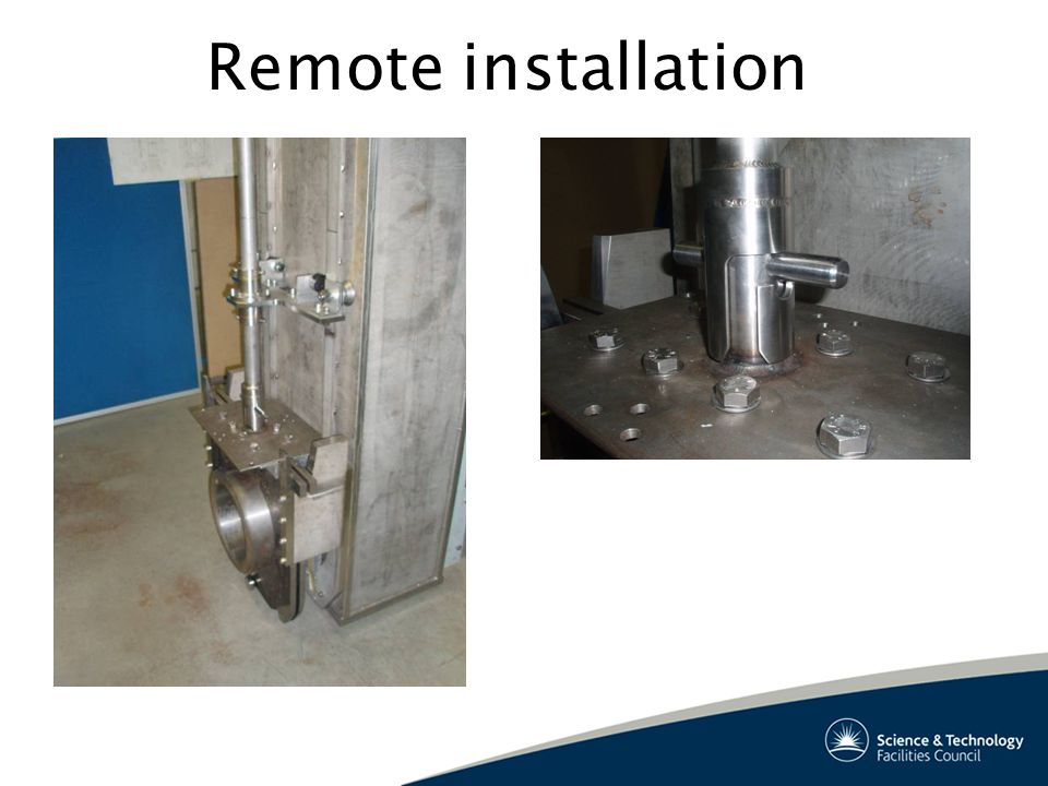 Remote installation