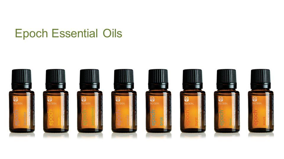 Epoch Essential Oils Singles LavenderPeppermintLemon
