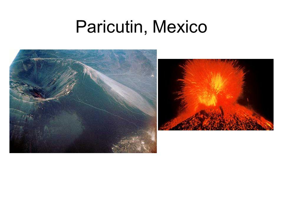 Paricutin, Mexico