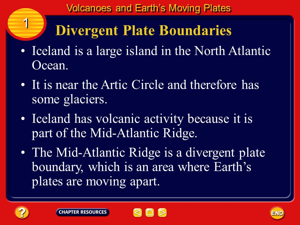 Volcanoes often form in places where plates are moving apart, where plates are moving together, and at locations called hot spots. Where do volcanoes
