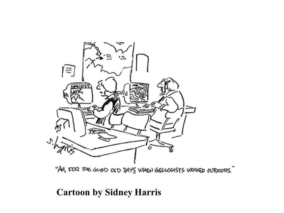 Cartoon by Sidney Harris