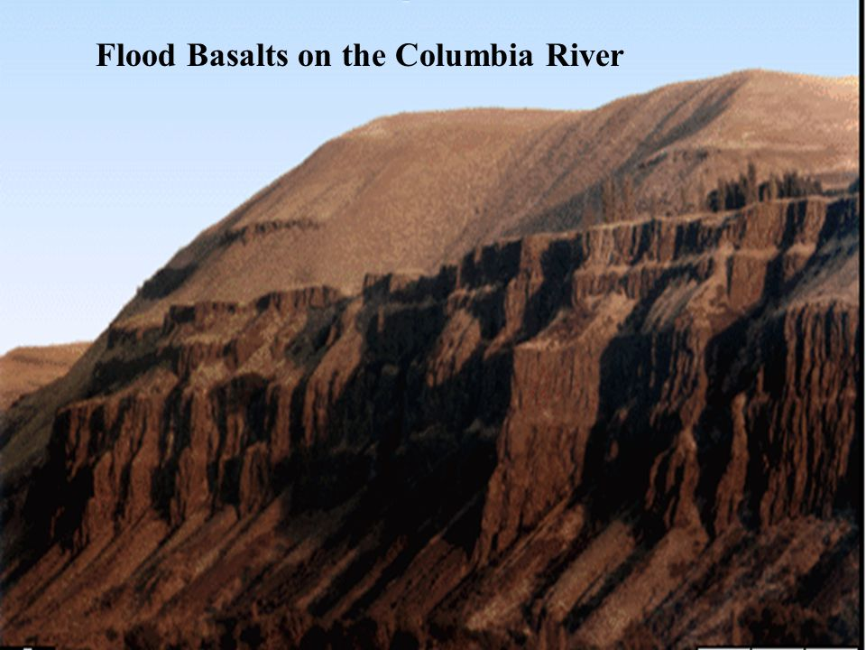 Flood Basalts on the Columbia River