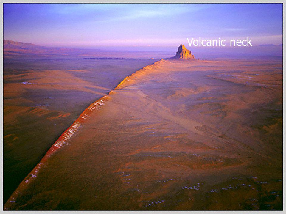 Volcanic Pipe: discordant Ekati Mine, NWT