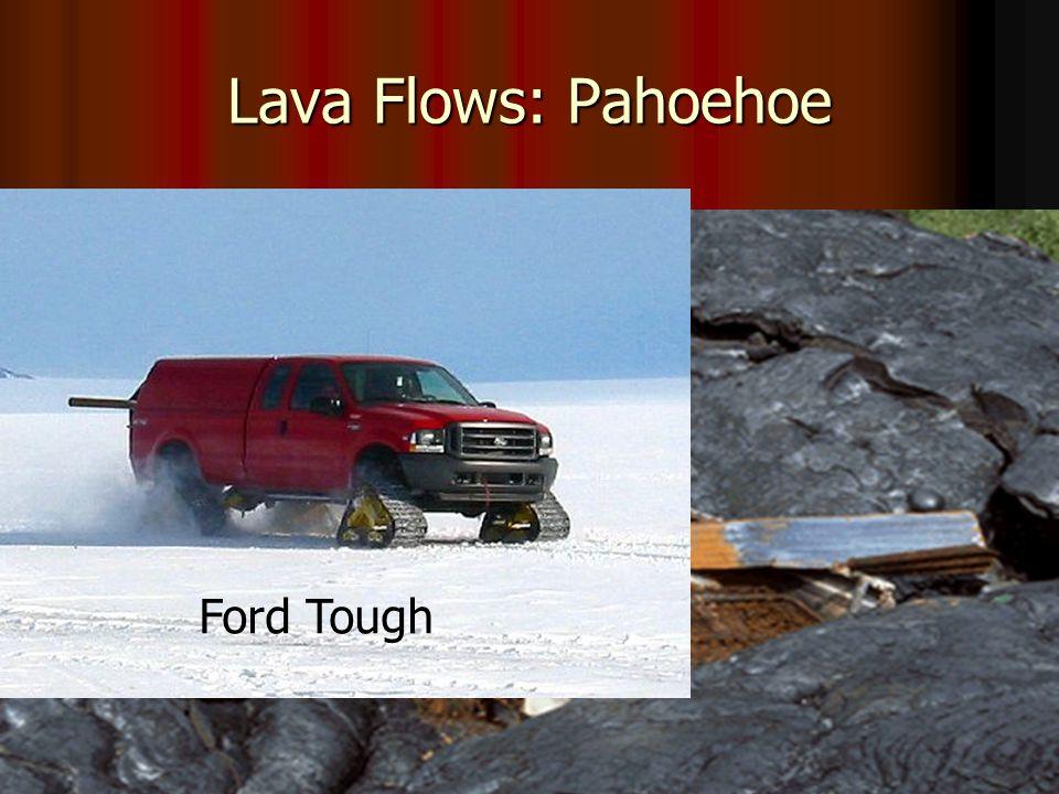 Lava Flows: Pahoehoe
