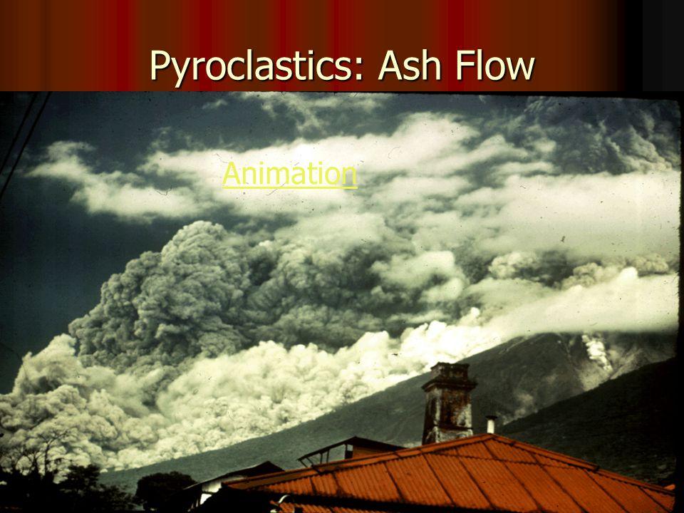 Pyroclastics: Ash Fall