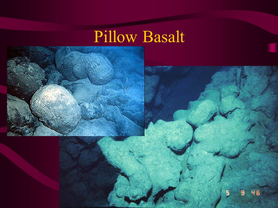 Pillow Basalt