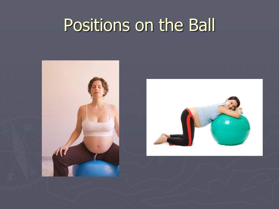 Positions on the Ball
