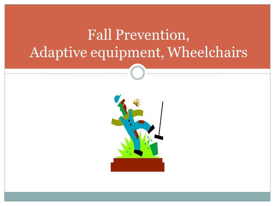 Ambulation and Mobility Orthopedic Issues An injury or disorder or recent surgery of the musculoskeletal system.