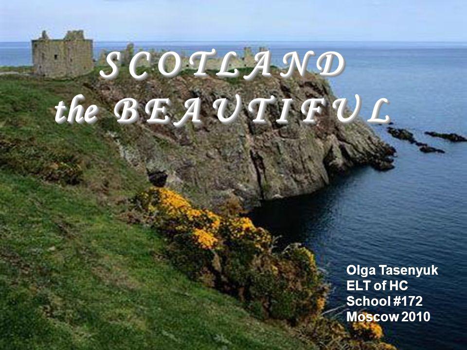 Some facts about Scotland  Position  Symbol  Patron Saint  Landscape  The best known national poet