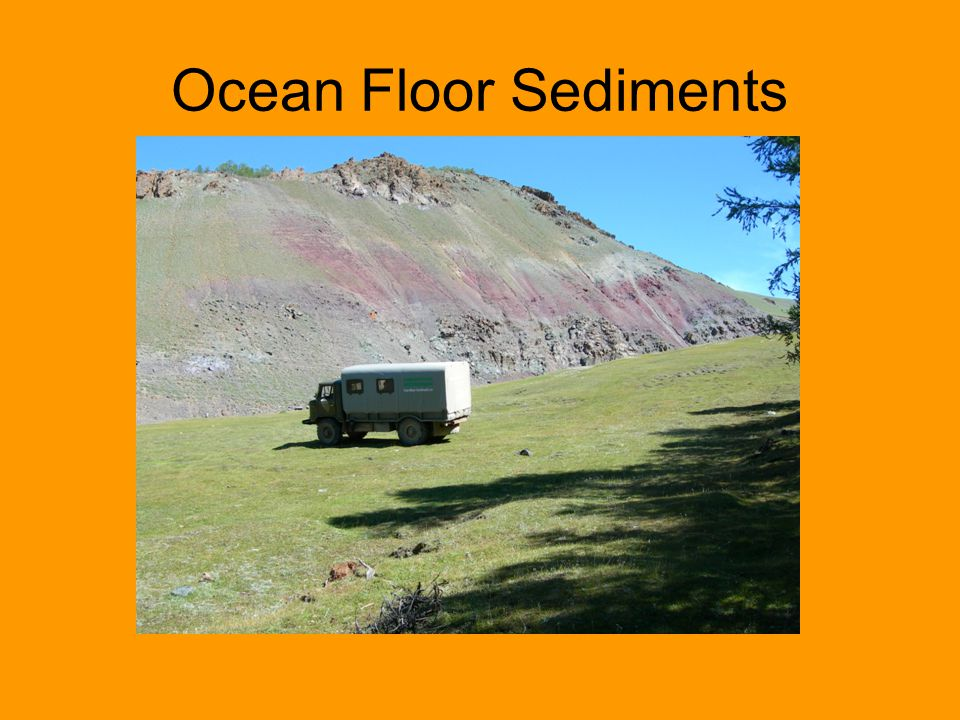 Ocean Floor Sediments