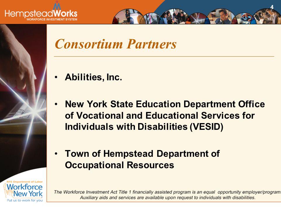 4 Consortium Partners Abilities, Inc.