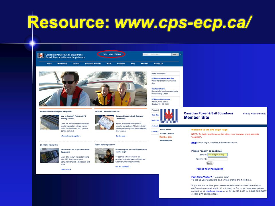 Resource: www.cps-ecp.ca/
