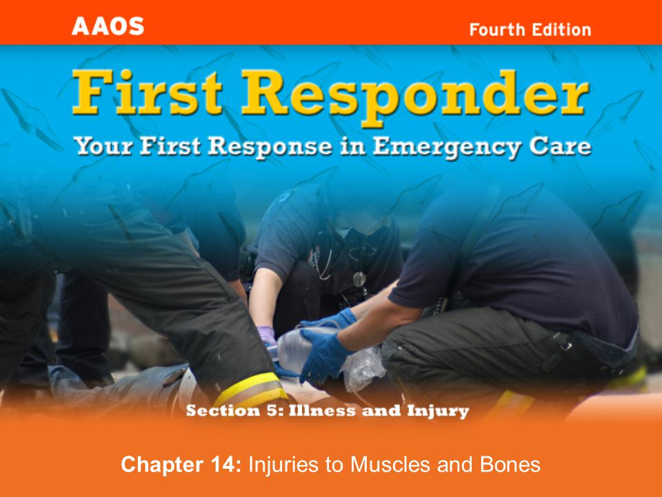 Chapter 14: Injuries to Muscles and Bones