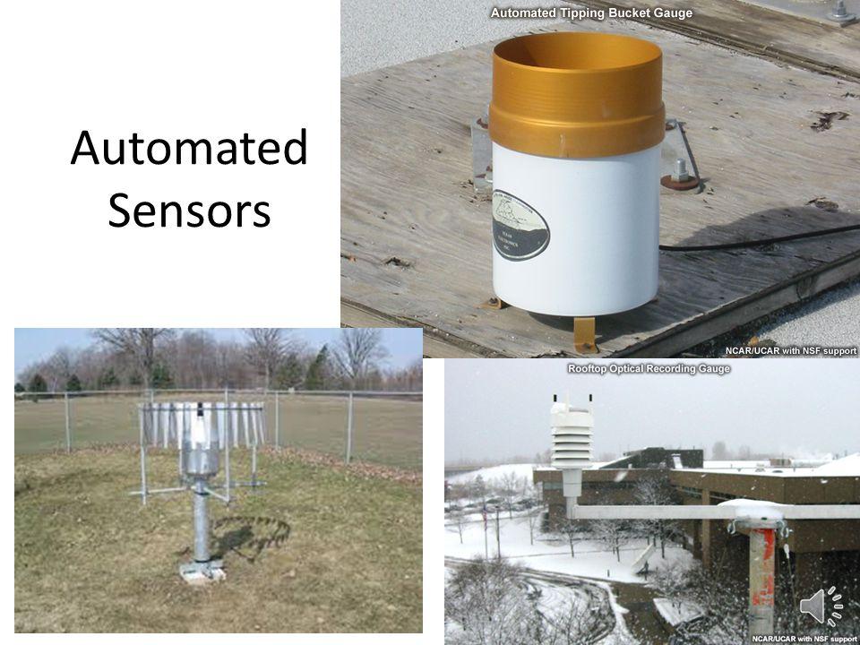 Automated Sensors