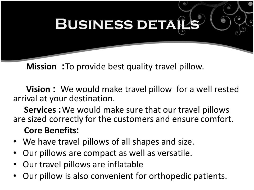 POSITIONING STRAEGY Positioning Strategy The Most Comfortable Travel Pillow in Bangladesh .
