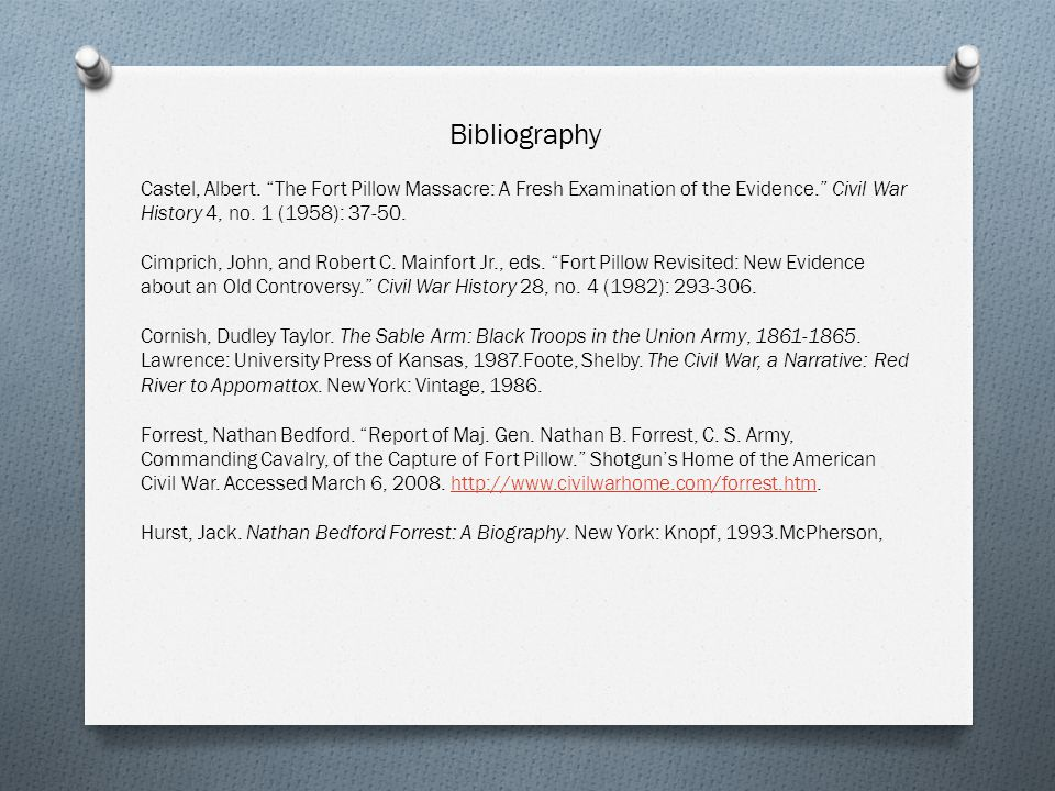 Bibliography Castel, Albert.